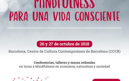 Jornadas de Mindfulness en Barcelona